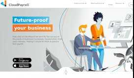 CloudPayroll: The payroll solution for successful businesses