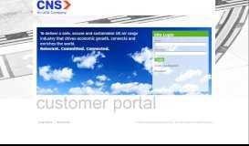 CNS - Cargo Network Services