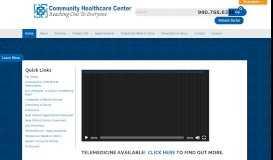Community Healthcare Center: Clinic