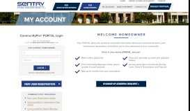 CommunityPro® PORTAL - My Account by Sentry Management ...