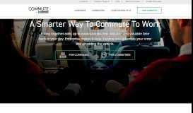 Commute with Enterprise: A Smarter Way to Get to Work