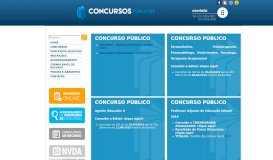concurso público - Prefeitura do Rio