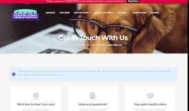 Contact us - Center-Sinai Animal Hospital