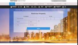 Cook County Property Tax Portal