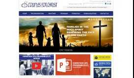 Couples For Christ Global Mission Foundation Inc.