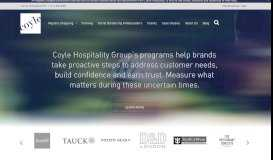 Coyle Hospitality: Mystery Shopping Company for Hotels ...