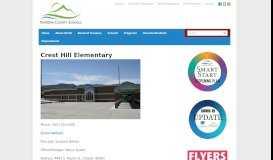 Crest Hill Elementary - Natrona County Schools