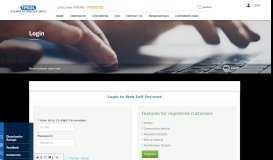 Customer Login/Register - Ajmer