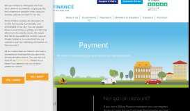 Customer Portal - Billing Finance