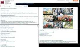 Das meinCampus-Portal der Technischen Hochschule Brandenburg