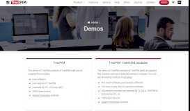 Demo versions of TreoPIM | TreoPIM