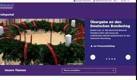 Diakonie Deutschland: Infoportal