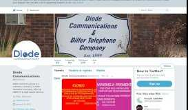 Diode Communications (@DiodeCom) | Twitter