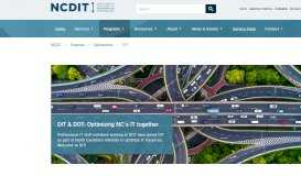 DOT   NC Information Technology