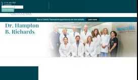Dr. Hampton B. Richards - Physician | Walnut Hill OBGYN