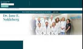 Dr. Jane E. Nokleberg - Physician | Walnut Hill OBGYN