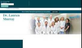 Dr. Lauren Murray - Physician | Walnut Hill OBGYN