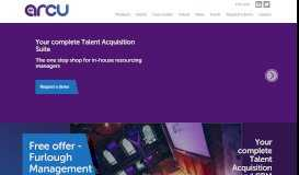 eArcu - eRecruitment Evolved