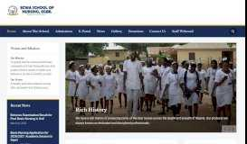 ECWA School of Nursing Egbe – Nursing for Christ…
