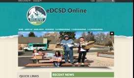 eDCSD: Home