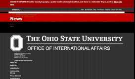 Education Abroad - Office of International Affairs