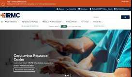 EIRMC - Your Idaho Falls Hospital   Eastern Idaho Regional Medical ...