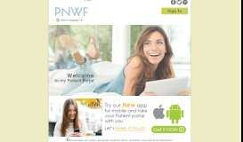 eIVF Patient Portal - Login - Pacific NW Fertility