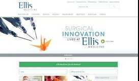 Ellis Medicine | Schenectady, NY