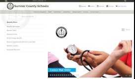 Employee Benefits - Sumner County Schools