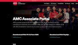 Employee Portal - AMC Theatres
