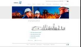employee portal | sasol north american operations