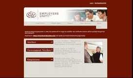 Employers Unity