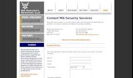 Experienced Private Investigators in NYC - MG Security Services