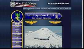 External Links - patrol squadron four