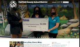 Fairfield County School District