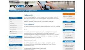 Fallbeispiele - Mobile Entertainment Portal - Ringtones ... - aspsms.de