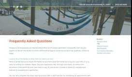 FAQ - The Pavilion on 62nd