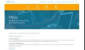 FAQs - POS Portal