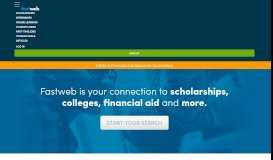 Fastweb: Find Scholarships for College for FREE