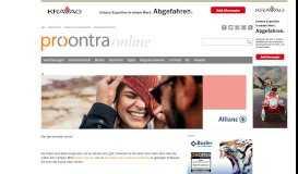 Finanznachrichten Top News: Planen HUK und Allianz einen Angriff ...