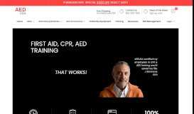 First Aid, CPR & AED Training   Medic First Aid Instructor Training ...