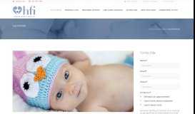 First Fertility Appointment at Houston Fertility Institute