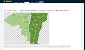 Fletcher Allen Health Care Central Vermont Medical Center Map ...