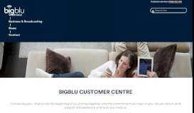 For Customers - bigblu