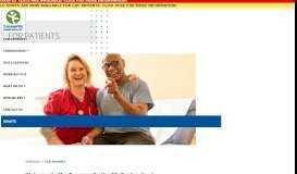 For Patients - Community Health Center, Inc.