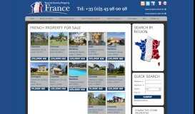 French Estate Agent | Cheap property for sale in France | Bargains