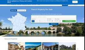 French-Property.com | Houses and property for sale in France