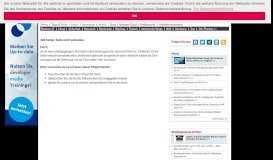 FSS Google Books Downloader - com! professional - Com-magazin.de