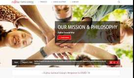 FUJITSU GENERAL LIMITED Global website | INNOVATION ...