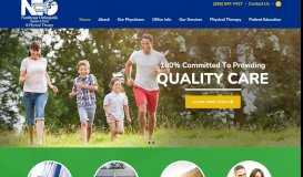 Full Service Orthopedic Care & Physical Therapy in Northeast, AL